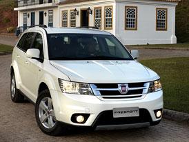 Fiat Freemont v Brazílii s motorem 2,4 16V (125 kW)