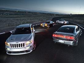 Chrysler: Divize SRT (Street and Racing Technology) se vrací