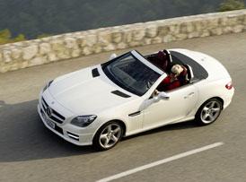 Mercedes-Benz SLK 250 CDI: Turbodiesel oficiálně, v prodeji od září