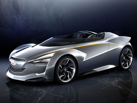 Video: Chevrolet Miray – Roadster s hybridním pohonem