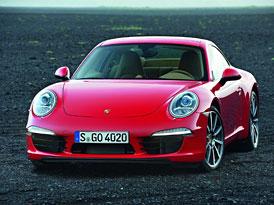 Porsche 911 (991): První fotografie nové generace