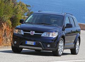 Fiat Freemont: Ceny pro šestiválec 3,6 (206 kW) 4x4 a turbodiesel 4x4