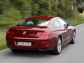 BMW 6 Coupe: První jízdní dojmy