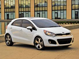 Kia Rio: Americká verze dostane motor 1,6 GDI