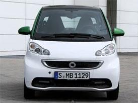 Video: Smart Fortwo Electric Drive II – Elektromobil pro město