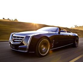 Cadillac Ciel Concept: Luxusní futuristické retro