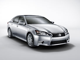 Lexus GS 350 (2012): Generační přiostření