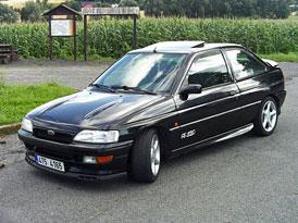 Legendy na Moje.Auto.cz: Ford Escort RS2000 (uživatelská recenze)