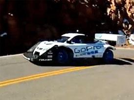Video: Tajima Monster Truck na Pikes Peak