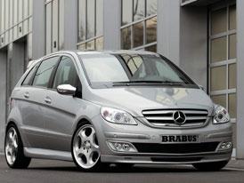 B jako BRABUS: sportovnější Mercedes B