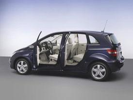 Mercedes-Benz t��dy B: ceny na �esk�m trhu