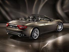 Maserati GranCabrio Fendi: Pro milovníky módy