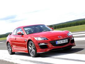 Mazda RX-8: Konec kupé s rotačním motorem