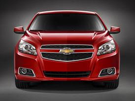 Chevrolet Malibu: Velký sedan pro Evropu