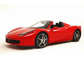 Ferrari 458 Spider: Italia bez střechy oficiálně