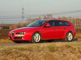 Alfa Romeo 159: Konec výroby je tady, nástupce přijde nejdříve v roce 2013
