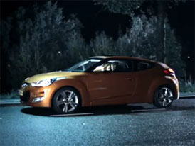 Video: Hyundai Veloster vs. Ford Focus - Smrt si vybírá!
