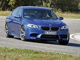 Video: BMW M5 – V akci na Laguna Seca