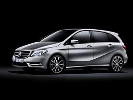 Mercedes-Benz B a M: Úspěšný vstup na český trh