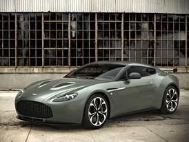 Aston Martin V12 Zagato: Z okruh� na b�n� silnice
