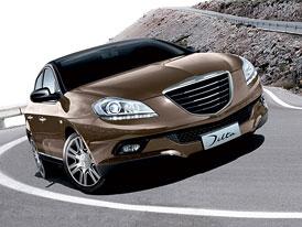 Chrysler Delta: Nová kariéra Lancie v Británii