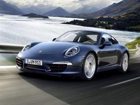 Porsche 911 (991): Nové fotografie