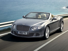 Video: Bentley Continental GTC (2012) – Modernizovaný kabriolet