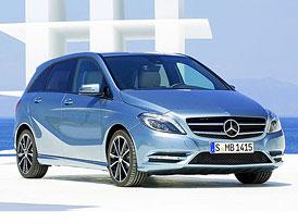 Video: Mercedes-Benz B – Exteriér, interiér i jízda