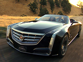 Video: Cadillac Ciel Concept – Luxusní kabriolet