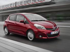 Toyota Yaris: Nové foto, české ceny
