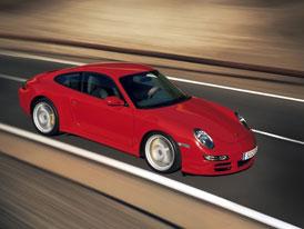 Nové Porsche 911 Carrera: první fotografie a informace