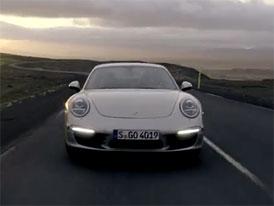 Porsche 911 (991): První oficiální video (volume doprava!)