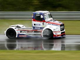 Mistrovství Evropy trucků: Čeští jezdci ovládli Most