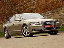 Audi zvýší produkci A8 o 57 %