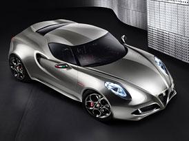 Alfa Romeo 4C dostane nový motor 1,8 T (220 kW)