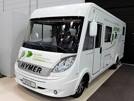 Caravan Salon Düsseldorf: 50. ročník veletrhu karavanů