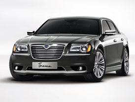 Lancia Thema: Znovuzrození jména s pomocí Chrysleru