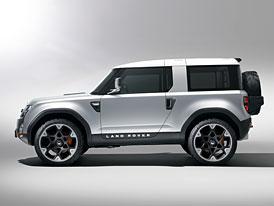 Land Rover: Nový Defender přijde v roce 2012, zcela nový v roce 2015