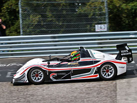 Toyota TMG EV P001: Elektrický rekordman na Nürburgringu (video)