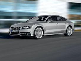 Audi S7 Sportback: Osmiválec 4,0 TFSI (309 kW, 550 Nm) pro prémiový liftback