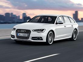 Audi S6 a S6 Avant: Rychle a prémiově s 4,0 TFSI (309 kW, 550 Nm)