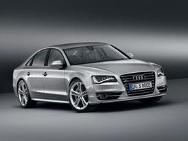 Audi S8: Hlava rodiny ingolstadtských modelů S dostane motor 4,0 TFSI (382 kW, 650 Nm)