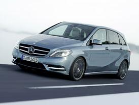 Video: Mercedes-Benz B – Novinka v pohybu