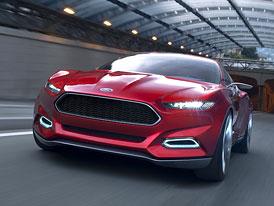 Video: Ford Evos Concept – Detailní prohlídka designu i jízda