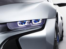 BMW: Laser nahradí LED světla