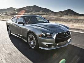 Dodge Charger SRT8 2012: Nové fotografie, technické údaje