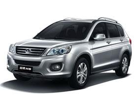 Great Wall Hover H6: Nové SUV z Číny