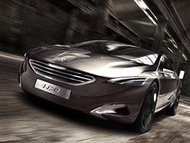 Video: Peugeot HX1 Metamorphosis – Cestovatel na dlouhé tratě