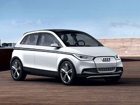 Audi A2 concept: Frankfurtsk� n�vrat dvojky