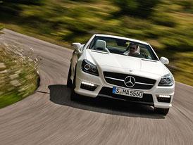 Video: Mercedes-Benz SLK 55 AMG – Atmosférický osmiválec v akci